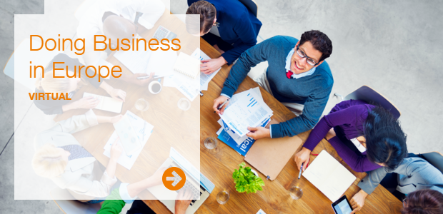 Doing Business in Europe - Virtual